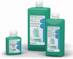 Средство для дезинфекции рук Softa-Man® / ViscoRub, 1000 мл, Softa-Man® Диспенсер ViscoRub