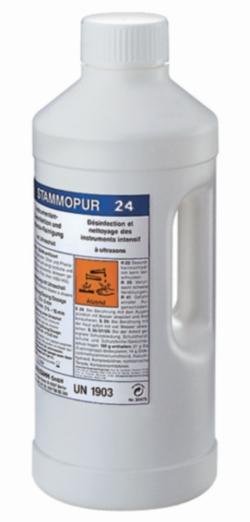 Концентраты для ультразвуковых бань STAMMOPUR, 2 л, STAMMOPUR 24*