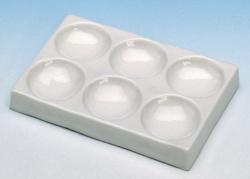 Пластины для капельных реакций, 3 мм, 6 мм