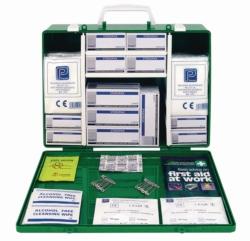 Аптечка первой помощи, UK-Standard, Средняя