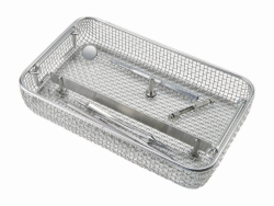 Аксессуары для polySteribox®, Вкладыш сетчатый для контейнеров L
