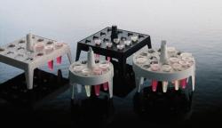 Штатив плавающий для крио-пробирок Nalgene™, полипропилен, Тип 5974, 8, 5974