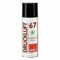 Очищающий спрей DRUCKLUFT 67, 200 мл, Спрей для удаления пыли