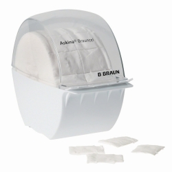 Askina® Brauncel® целлюлозные впитывающие тампоны, Диспенсер