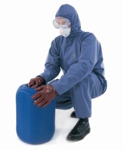 Костюм защитный KLEENGUARD* A50, синий