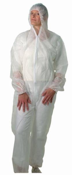 Костюм защитный из полипропилена, XXL