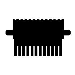 Аксессуары для Electrophoresis Танк OmniPage Мини, 25 мкл, 0,75 мм