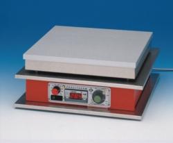Прецизионные нагревательные плитки, серия PZ, 7 кг, 230 В, 210 x 300 x 135 мм, 20 ... 300 °С, 200 x 280 мм