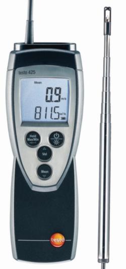 Измеритель потока / тепловой анемометр тесто 425
