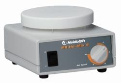 Магнитные мешалки Hei-Mix S, 126 x 140 x 80 мм, 2200 об/мин, аналоговый