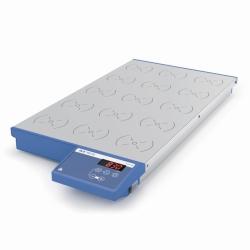 Многоместные магнитные мешалки RO 5/10/15 серий, W, 280 x 570 x 60 мм, 1200 об/мин, digital
