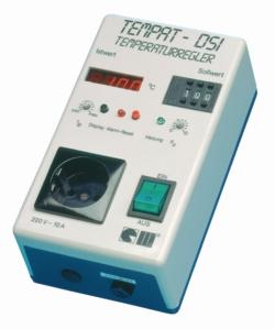 Температурный регулятор TEMPAT®-DSI, NiCr-Ni, 0 ... 1200 °С