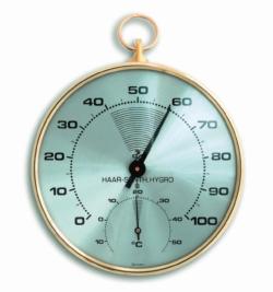 Термогигрометр, 102 мм