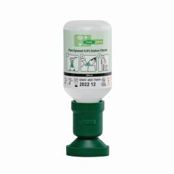Жидкость для промывания глаз (0,9 % NaCl), стерильно, Флакон с физ. раствором 200 мл