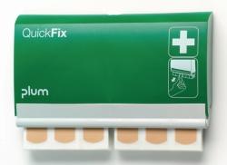 Диспенсер для пластыря QuickFix, QuickFix диспенсер с двумя упак. водостойкого пластыря