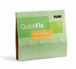 Диспенсер для пластыря QuickFix, Наполняющая упаковка QuickFix с пластырями -45 шт.