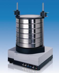 Зажимное устройство для просеивающих машин серии AS, AS 450 control, Зажимное приспособление стандарт для сит 400/450 мм