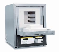 Высокотемпературные печи с нагревательными стержнями из SiCсерии LHTC/LHTCT 03/14 - 08/16, 8 л, 13 кВт, 490 x 625 x 540 мм, 170 x 290 x 170 мм, LHTC 08/16/C450
