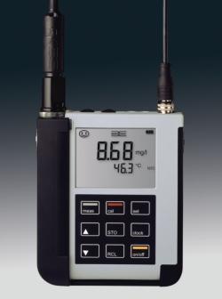 Портативный растворенный кислородный счетчик Portavo 904 Oxy