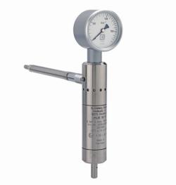 Лабораторные мешалки с пневмоприводом, серия PLR (с тахометром или без него), 3 л, 0,3 Нм
