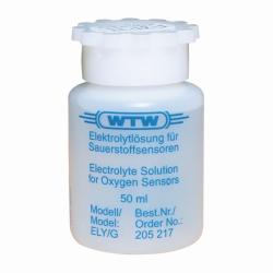 Раствор электролита ELY/G для растворенных электродов кислорода, 50 мл, ELY/A