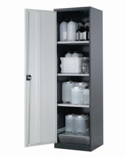 Шкафы для хранения химических веществ CS-CLASSIC с двустворчатыми дверями, Шкаф для хранения химических веществ CS.195.054