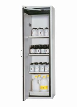 Шкафы для безопасного хранения S-CLASSIC-90 с двустворчатыми дверями, Шкаф для безопасного хранения S90.196.060.WDAS, светло-серый*