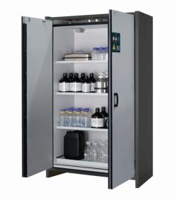Шкафы для безопасного хранения Q-CLASSIC-30 с двустворчатыми дверями