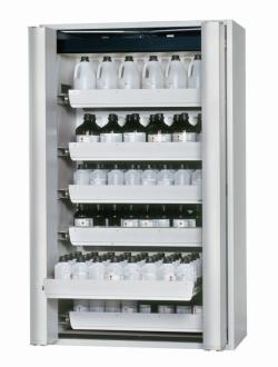 Шкафы для безопасного хранения S-PHOENIX Vol. 2-90 со складными дверями, Стальной лист, S90.196.60FDAC