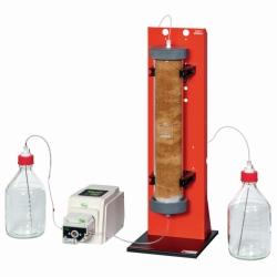 Компактное устройство behrotest® для вымывания компонентов из твчрдых проб, SVV, Комплект шлангов - 4 шланга из тигона, скорость потока 0,66 - 33 мл/мин