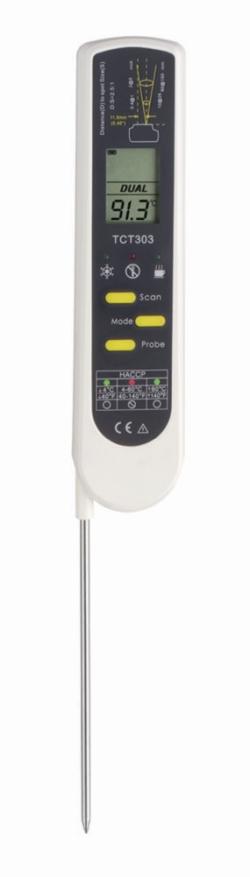 Термометр инфракрасный DualTemp Pro с зондом