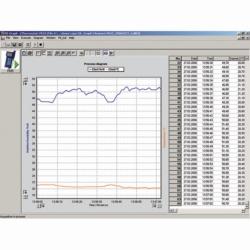 Принадлежности для портативных измерителей, ПО DE-Graph для 95 / 98 / 2000 / NT / Vista