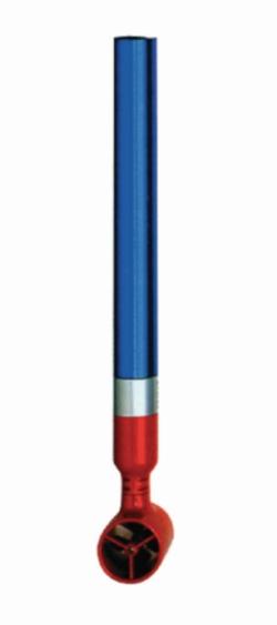 Принадлежности для портативных измерителей, Датчик потока воздуха 0 ... 20 м/с, диам. 22 x 28 мм, 150 мм длина.
