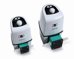 Диафрагменный жидкостный насос LIQUIPORT®, 8 мм, 1 кг, 0,2 ... 1,3 л/мин, NF 100 TT.18 S, 130 мм