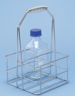 Держатели для квадратных бутылок Duran, 89 x 84 мм, 500 мл, 10