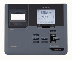 Измеритель проводимости inoLab® Cond 7310, Cond 7310P, Прибор с принтером и принадлежностями
