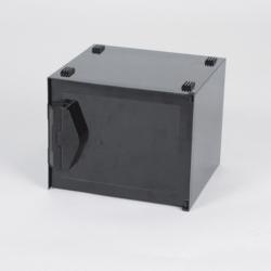 Эксикаторы Mini Antistatik, поликарбонат, 6,2 л, 0,9 кг, Mini Antistatic Basic, 221 x 214 x 183 мм, 212 x 180 x 162 мм