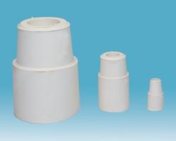 Пробки, резиновые, с загибаемым краем, 7,1 мм