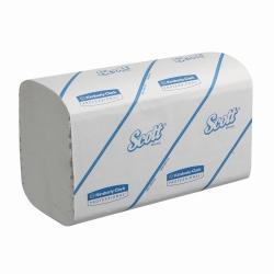 Салфетки для рук SCOTT® Performance, синий, по 212 шт., 215 х 315 мм