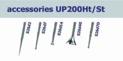 Аксессуары для ультразвуковых гомогензиаторов UP200St и UP200Ht, Ø 7 mm, 20 ... 500 мл, Sonotrode S26d7D, 20 ... 500 мл, Ø 7 mm