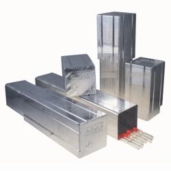 Коробка для пипеток, алюминий, 315 ... 485 мм, Коробка для пипеток, алюминий