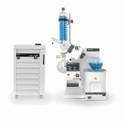 Rotavapor® Р-300 система с интерфейсом I-300 с рециркуляционным охладителем F-305, да, B-305