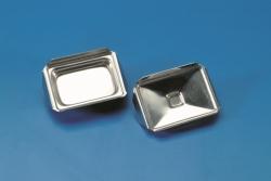 Металлические лотки для гистологии, 52 x 35 x 11 мм