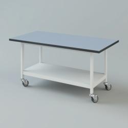 Лабораторный стол повышенной прочности, 900 мм, 750 мм, 1800 мм, 900 мм, 750 мм