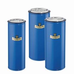Сосуд Дьюара цилиндрический, для СО<sub>2</sub> и жидкого N<sub>2</sub>, S 22 C, 600 мм