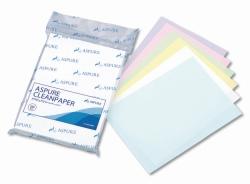 Бумага для чистых помещенийASPURE, B4, синий
