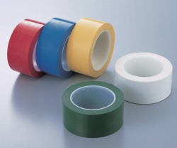 Липкая лента, ПВХ, 33 м, 50 мм, зеленый, 50 мм, 33 м