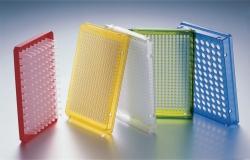 ПЦР-планшеты, 96/384-луночные, Eppendorf twin.tec®, желтый, 250 мкл