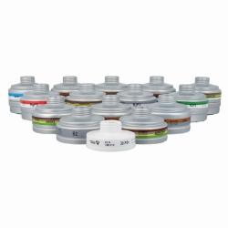 Вкручивающиеся фильтры для маски BRK 820, NO P3 R D, Специальный фильтр