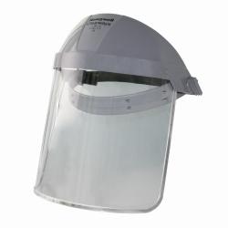 Маска для защиты лица, CB14, Крепление маски с резиновой лентой